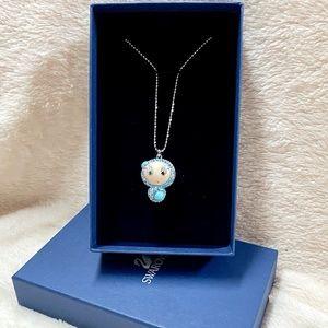 Swarovski Erika Out of the Blue necklace
